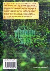 Verso de Vinland Saga -9- Tome 9