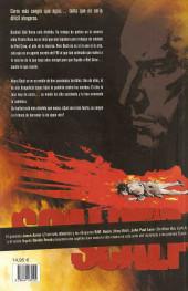 Verso de Scalped (en espagnol) -3- Madres muertas