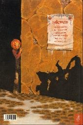 Verso de Halloween (Boiscommun) - Halloween