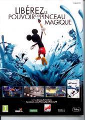 Verso de Picsou Magazine -467- Picsou magazine n°467