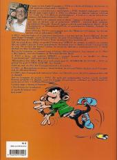 Verso de Gaston (en langues régionales) -14bzh- Gaston beiadeg 14