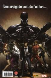 Verso de Spider-Man - Retour au noir - Retour au noir
