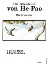Verso de Abenteuer von He-Pao (Die) -2- Das Vermächtnis