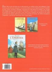 Verso de Épervier (Les rendez-vous de l') -8RDV4- Les rendez-vous de l'Épervier (4)