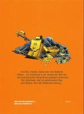 Verso de Galgenvögel -1- Der liliengarten