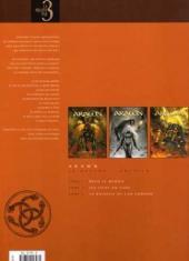 Verso de Arawn -INT1- Tomes 1 à 3