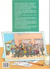Verso de Les profs -1- Interro surprise