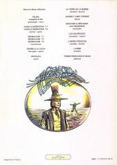 Verso de Yann le migrateur -2- La cité des sept sages