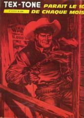 Verso de Tex-Tone -455- Les escrocs