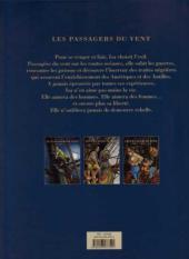 Verso de Les passagers du vent -INTFL3- Tome 6 - Livres 1 & 2
