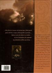 Verso de Les princes d'Ambre -2- L'aveugle et le fou