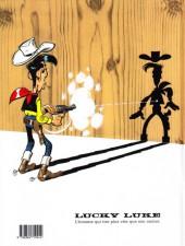 Verso de Lucky Luke -33e03- Le Pied-Tendre