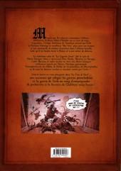 Verso de La légende dorée -3- Le Trou de Baal