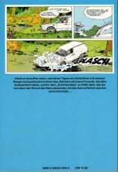 Verso de Minimenschen (Die Abenteuer der) -4- Das auto im see
