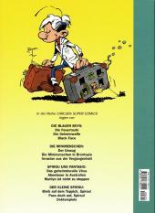 Verso de Minimenschen (Die Abenteuer der) -1CSC- Der umzug