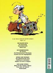 Verso de Minimenschen (Die Abenteuer der) -2CSC- Die minimenschen in Brontopia