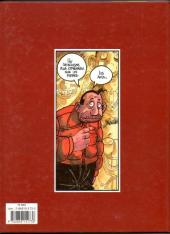 Verso de Jean-Claude Tergal -3- présente ses pires amis