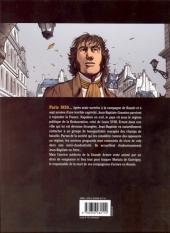 Verso de Ils étaient dix -3- Paris 1820