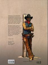 Verso de Blueberry (Die Chroniken) -4INT- Leutnant Blueberry - Das eiserne Pferd und die Sioux