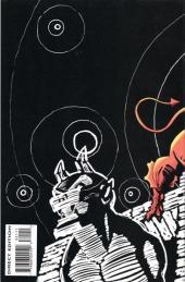 Verso de Daredevil Vol. 1 (Marvel - 1964) -321- Transgression