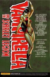 Verso de Red Sonja: Revenge of the Gods (2011) -1- Issue #1