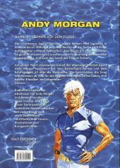 Verso de Andy Morgan -18- Gefahr auf dem fluss