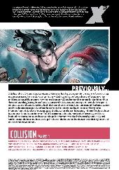 Verso de X-23 (2010) -8- Collision Part 1