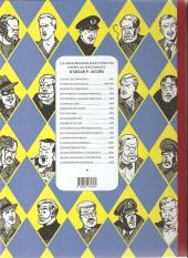 Verso de Blake et Mortimer (Les Aventures de) -17Soir- Les Sarcophages du 6e continent - Tome II - Le Duel des esprits