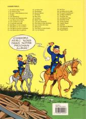 Verso de Les tuniques Bleues -39- Puppet blues