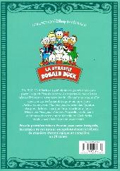 Verso de La dynastie Donald Duck - Intégrale Carl Barks -2- Retour en Californie et autres histoires (1951-1952)