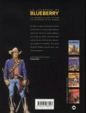 Verso de Blueberry (La Jeunesse de) -INT1- Le cycle des complots