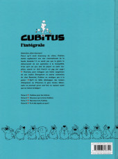 Verso de Cubitus (L'intégrale) -2- Cubitus l'intégrale - 2