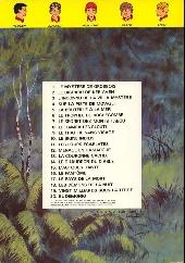 Verso de La patrouille des Castors -13b1978- La couronne cachée