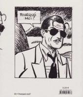 Verso de (AUT) Benoit, Ted -8- Ray Banana (en ligne pas si claire)