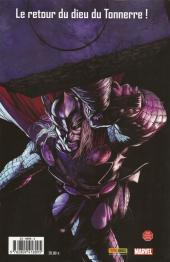 Verso de Thor (Marvel Deluxe) -1- Renaissance