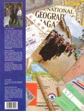 Verso de Alex Nora -1- Opération Bolivar