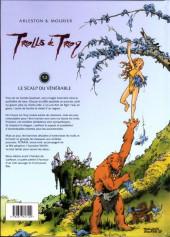Verso de Trolls de Troy -2- Le scalp du vénérable