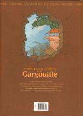 Verso de L'heure de la Gargouille
