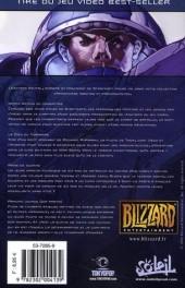 Verso de StarCraft (Soleil) -1- Frontline Volume 1