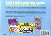 Verso de Buck Rogers in the 25th century -5- Volume 5 : The complete newspapers dailies (1935-1936)