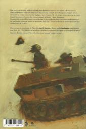 Verso de Tank Girl -6- Visions of Booga