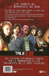 Verso de True blood -1- Tome 01