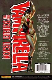Verso de Red Sonja: Revenge of the Gods (2011) -2- Issue #2