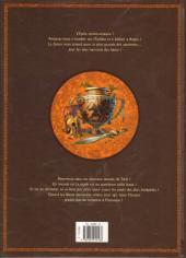Verso de Questor -1- Ménage à Troie