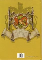 Verso de Robin Hood (Brrémaud/Loche) -1- Merriadek