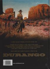 Verso de Durango -2e2007- Les forces de la colère