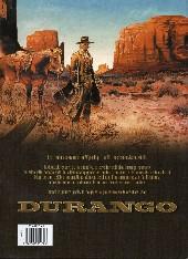Verso de Durango -5f- Sierra sauvage