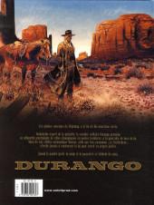 Verso de Durango -8c2007- Une raison pour mourir