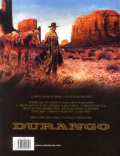 Verso de Durango -12c2007- L'héritière