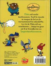 Verso de Les minijusticiers -2- Superboutonneux